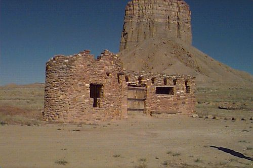 Ute Mountain Tribal Park