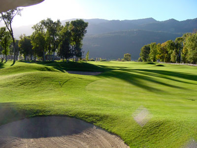 Tamarron Golf Course